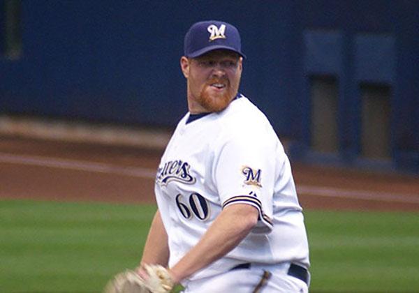 Todd Coffey Pitching