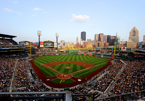 Pittsburgh Pirates Stadium Where They Will Protest the Cardinals